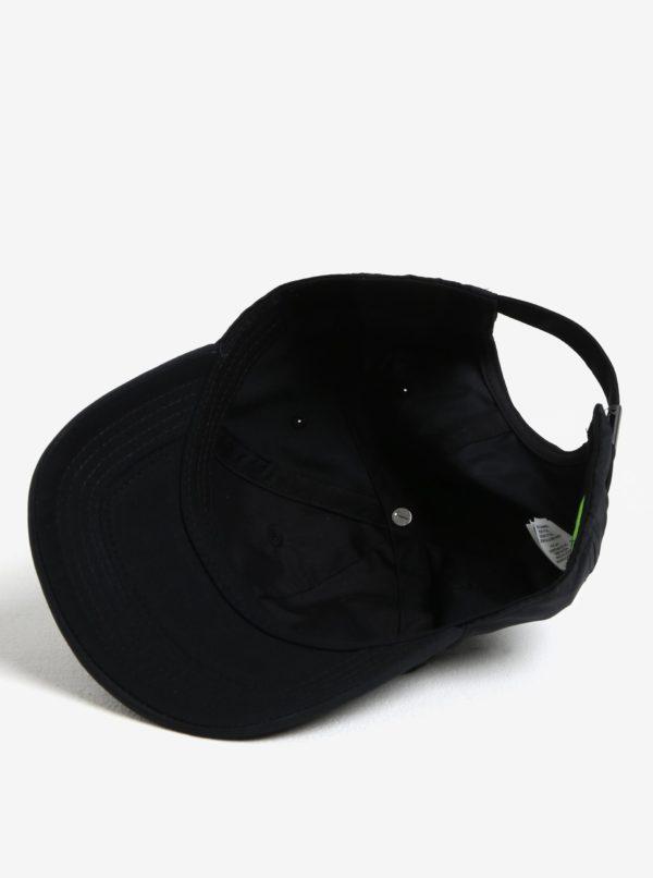 Čierna pánska funkčná šiltovka Nike