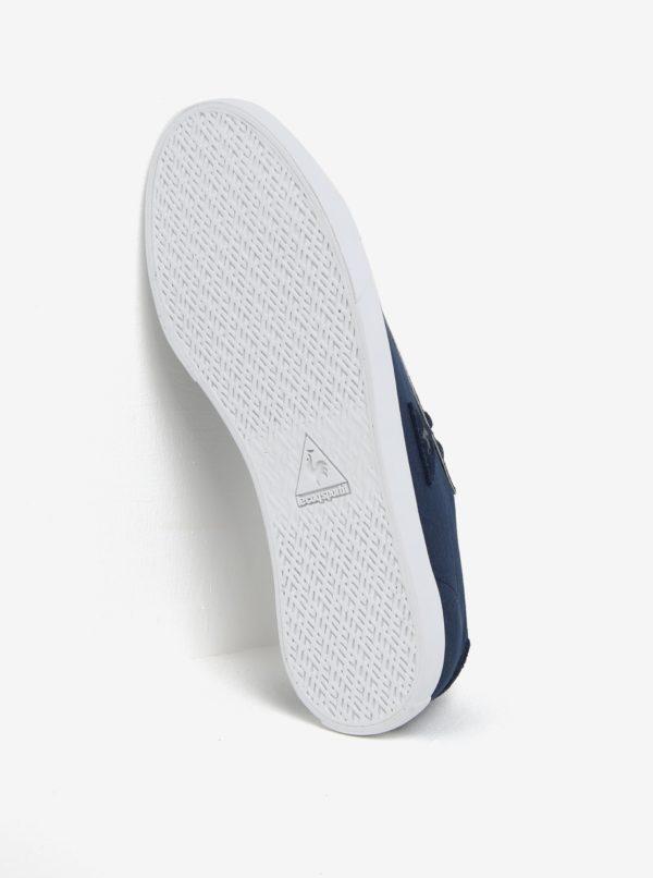 Modré pánske rifľové tenisky Le Coq Sportif Feret