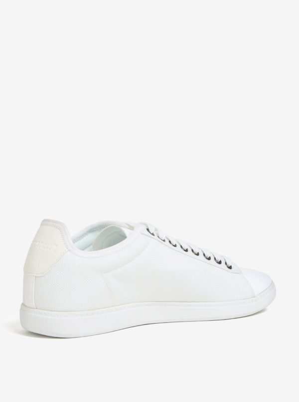 Biele pánske tenisky Le Coq Sportif Coutrset Ballistic