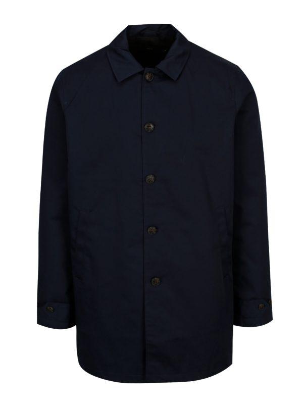 Tmavomodrý kabát SUIT Sylvester