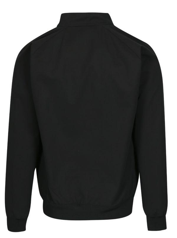Čierna pánska tenká bunda Burton Menswear London