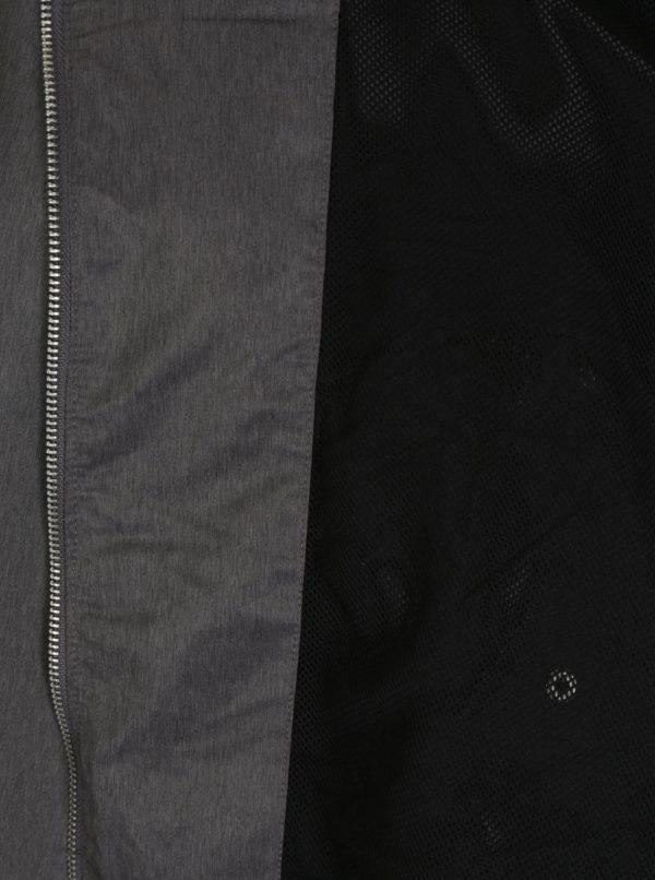 Tmavosivá pánska tenká bunda Burton Menswear London