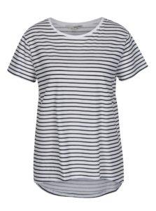 Čierno-biele pruhované tričko TALLY WEiJL