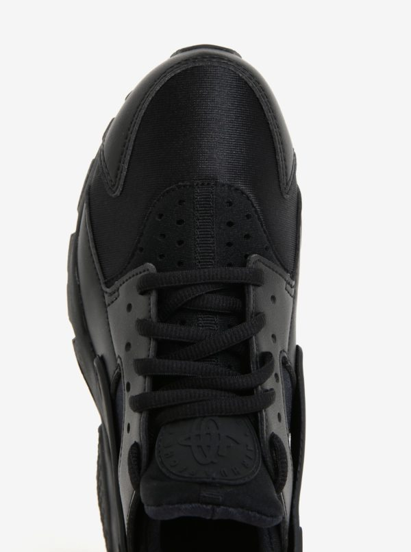 ec7b008423af1 Čierne dámske tenisky Nike Air Huarache Run | Moda.sk