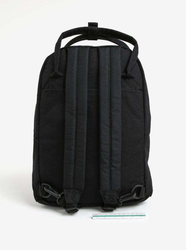 Čierny batoh a ušami do ruky Eastpak Padded Shop´r 15 l