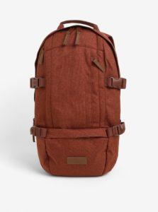 Tehlový melírovaný batoh Eastpak Floid 16 l