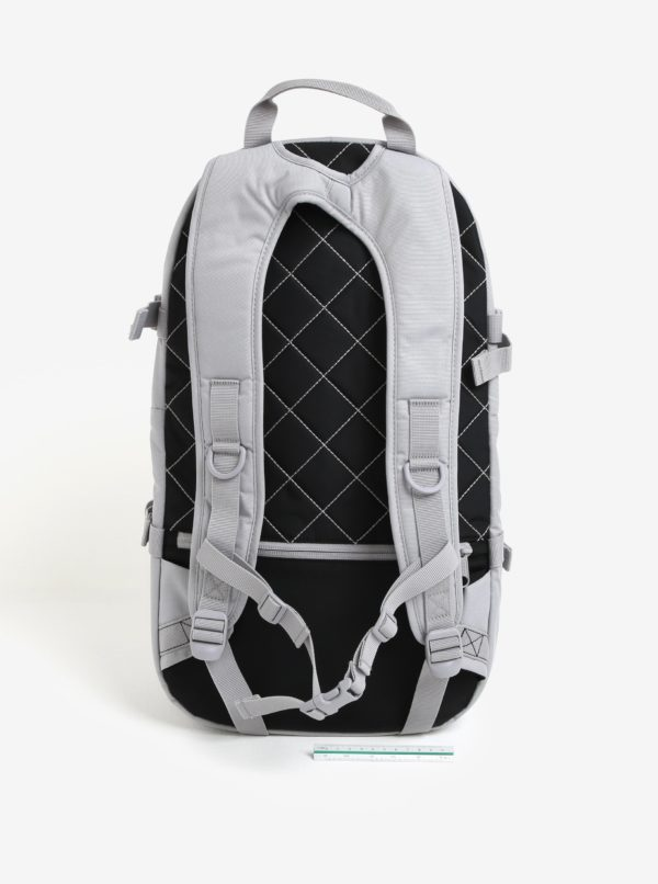 Svetlosivý pánsky batoh Eastpak Hutson 27 l