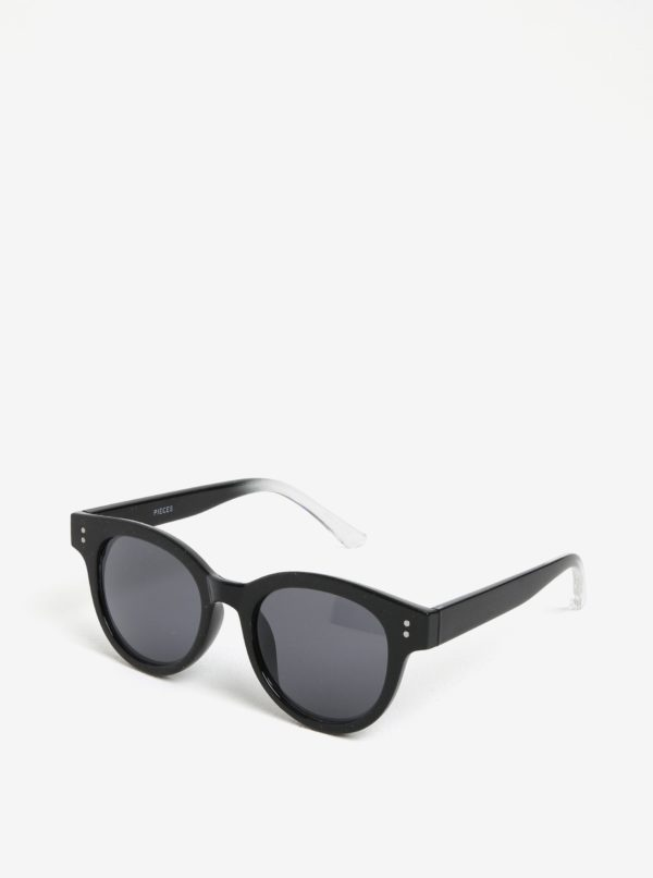 Čierne slnečné okuliare Pieces Minny