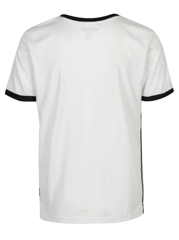 Biele pánske športové tričko Sergio Tacchini Club Tech