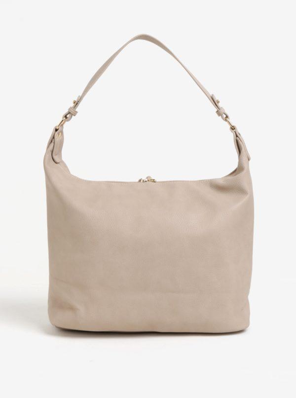 Béžová kabelka so strapcami Dorothy Perkins
