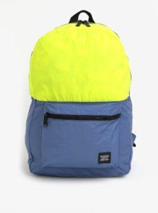 Žlto-modrý reflexný ruksak Herschel Packable Daypack 24,5 l