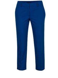 Modré skrátené nohavice Dorothy Perkins