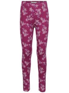 Ružové dievčenské vzorované legíny name it Vivian