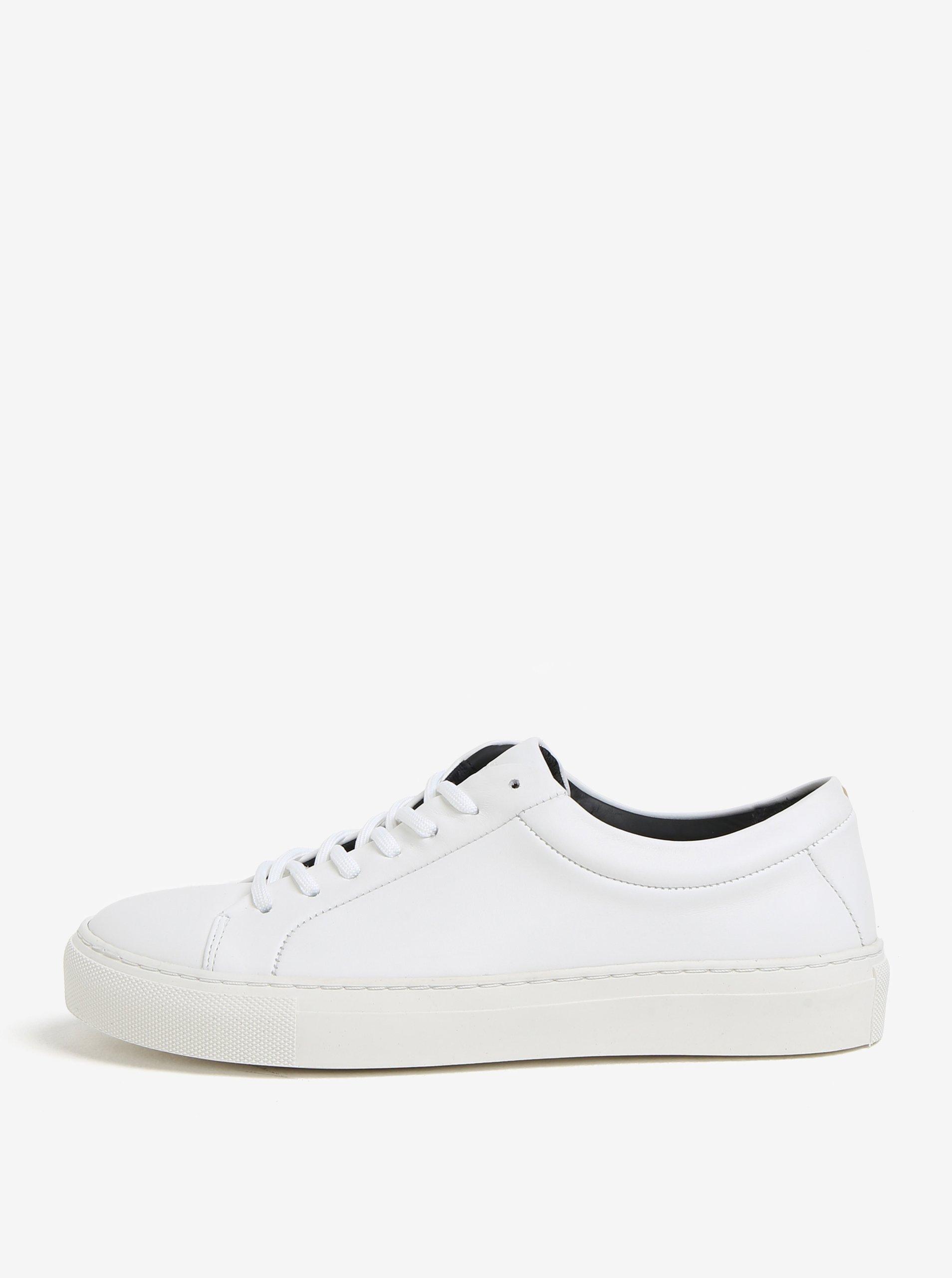 739e9e0196 Biele dámske kožené tenisky Royal RepubliQ