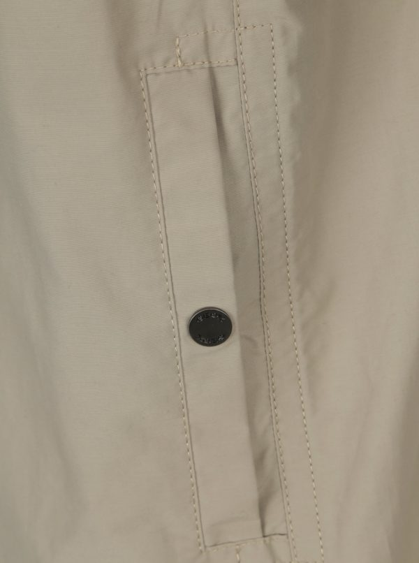 Béžová pánska vesta Geox