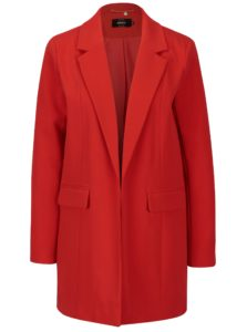 Červené sako ONLY Kiara