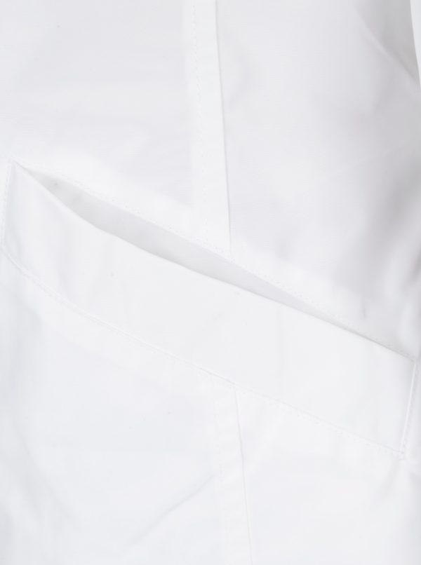 Biela dámska funkčná bunda Geox