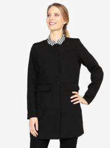 Čierny kabát VERO MODA Cannes