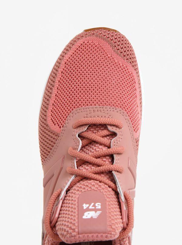 Staroružové dámske tenisky New Balance WS574