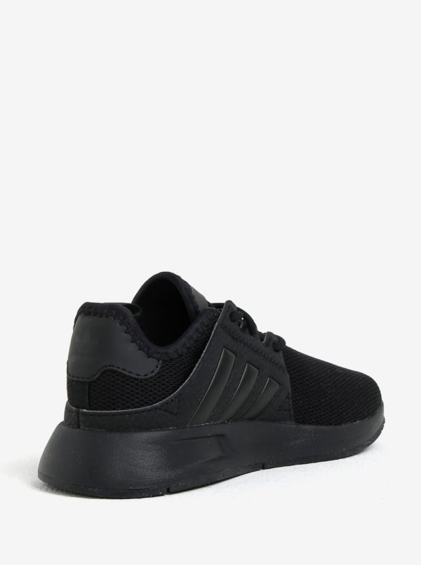 Čierne detské tenisky adidas Originals X_PLR C