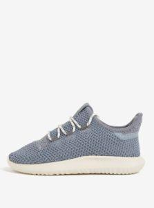 Sivé detské tenisky adidas Originals Tubular