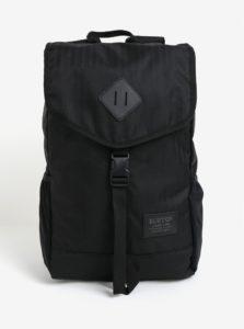 Čierny batoh s chlopňou Burton Westfall 23 l