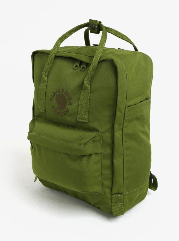 Zelený batoh