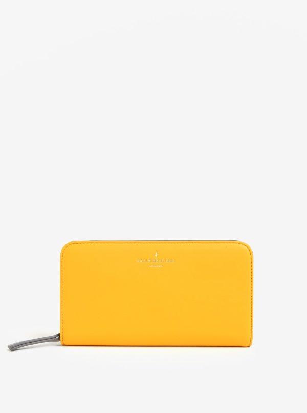 Žltá veľká peňaženka Paul's Boutique Carla