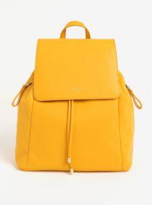 Žltý koženkový batoh Paul's Boutique Celine