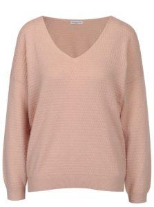 Staroružový vzorovaný sveter Jacqueline de Yong Barbera