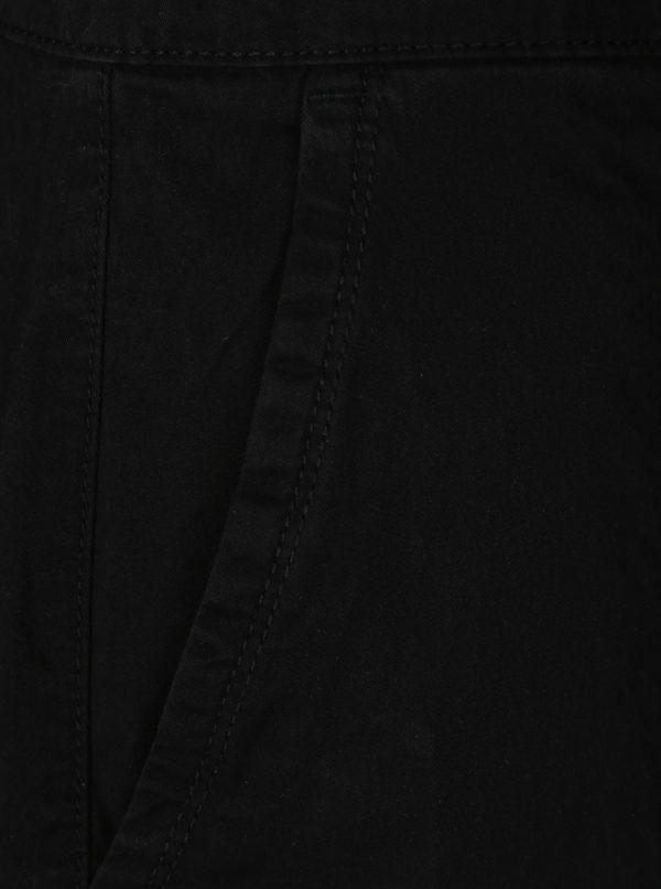 Čierne kraťasy ONLY & SONS Holm