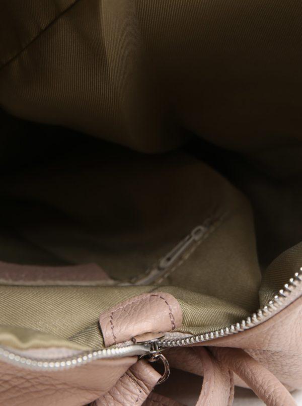 Staroružový dámsky kožený batoh KARA