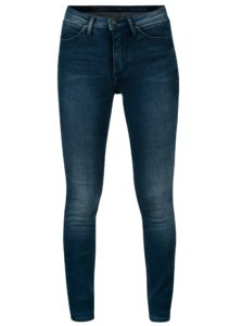 Tmavomodré skinny rifle Calvin Klein Jeans