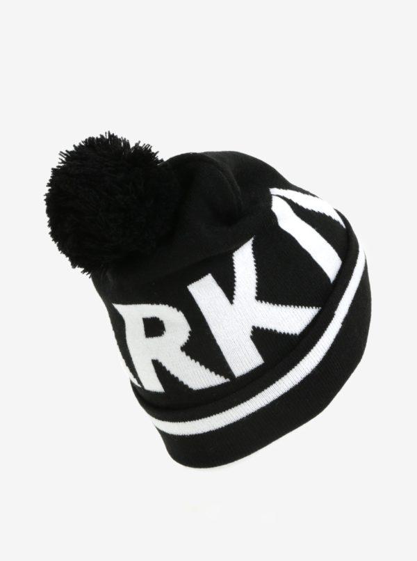Čierna čiapka s logom Ivy Park
