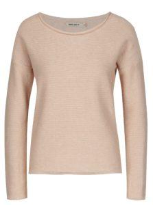 Ružový dámsky sveter s gombíkmi na chrbte Gracia Jeans Serena