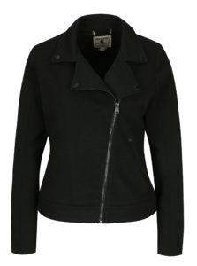 Čierna dámska mikinová bunda Gracia Jeans