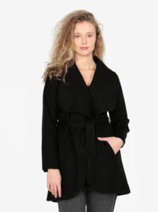 Čierny tenký kabát ZOOT