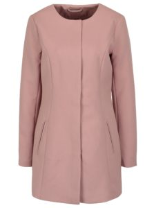 Staroružový tenký kabát Jacqueline de Yong New Brighton
