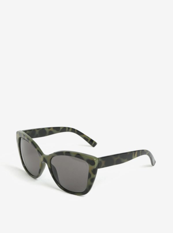 Kaki dámske slnečné okuliare Cheap Monday Forever