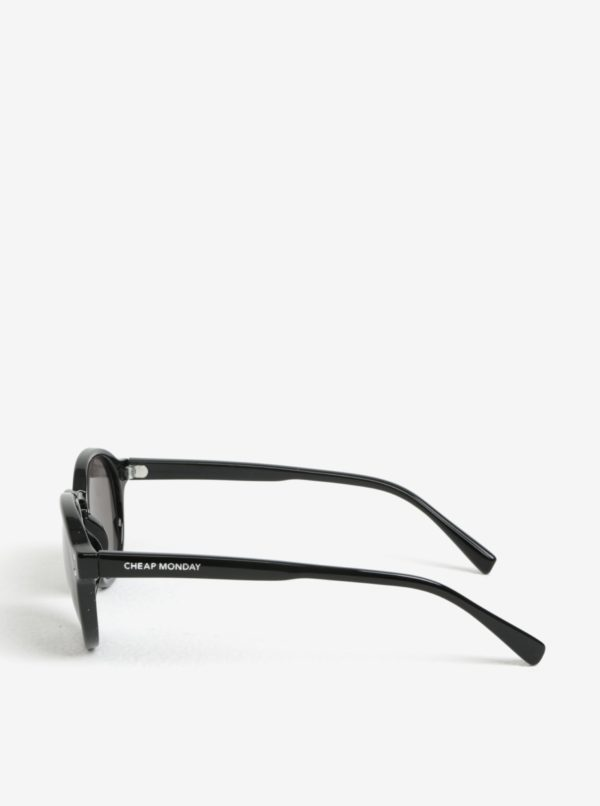 Čierne dámske slnečné okuliare Cheap Monday Cytric