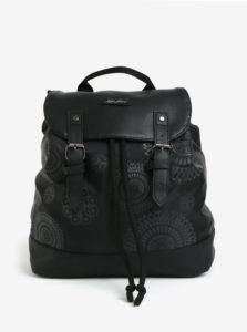 Čierny dámsky elegantný batoh LOAP Asana