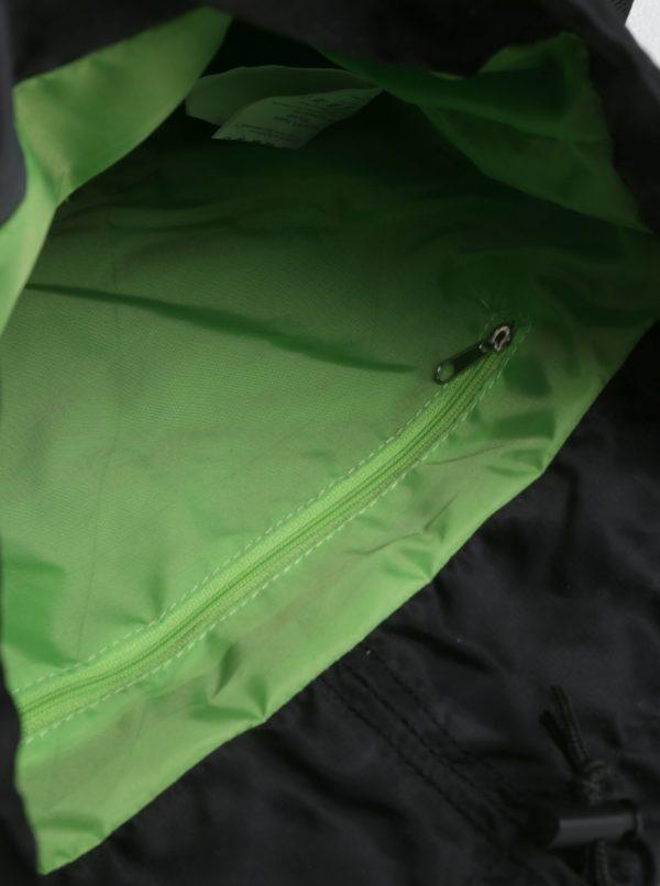 Čierno-zelená crossbody taška LOAP Dawn