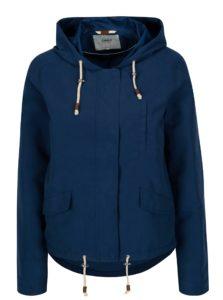 Modrá bunda s kapucňou ONLY New Skylar