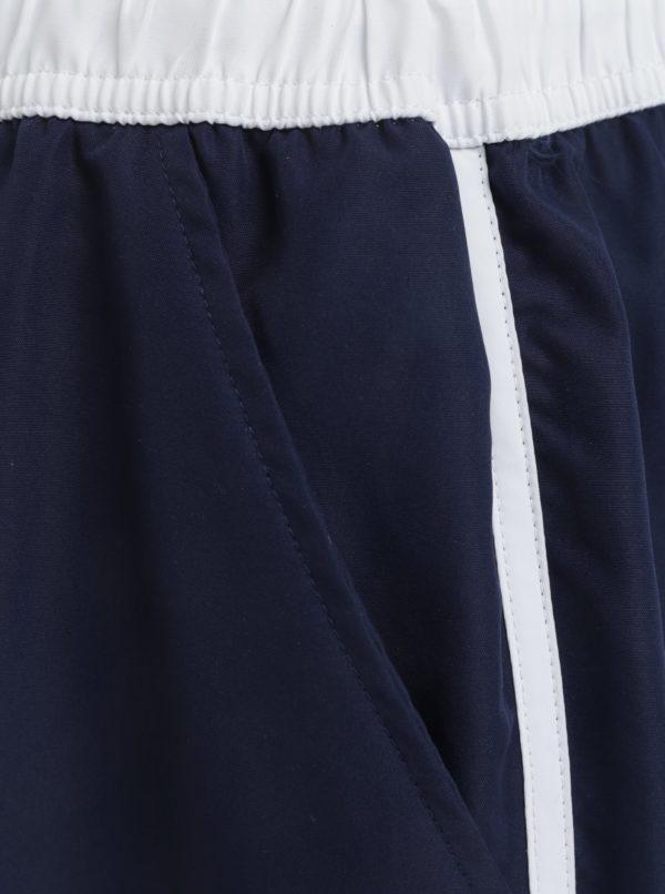 Bielo-modré pánske plavky Björn Borg