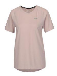 Ružové dámske funkčné tričko Nike Tailwind