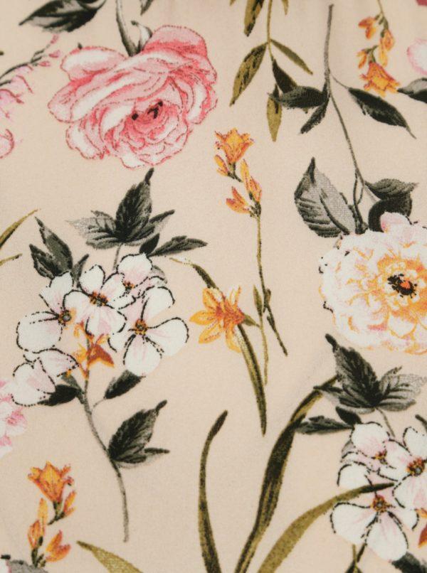 ad3eb35cba61 Ružová blúzka s dlhým rukávom Dorothy Perkins Petite