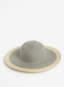 Čierno-béžový klobúk Tom Joule