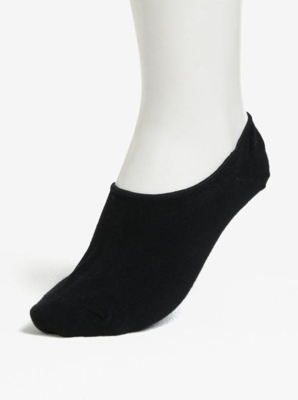 Čierne nízke ponožky Jack & Jones Basic