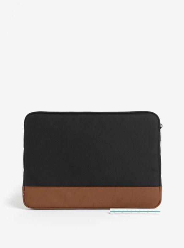 "Hnedo-čierny obal na notebook Herschel Heritage 13"""