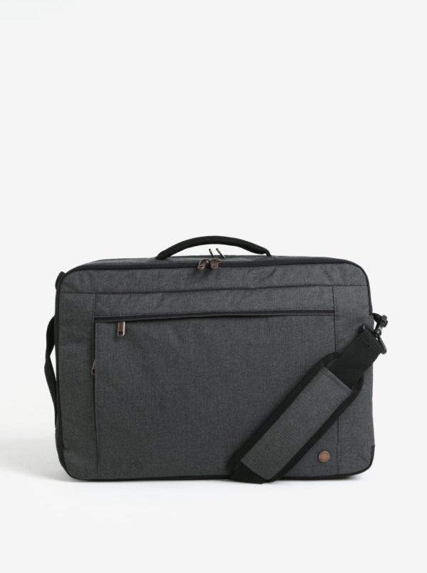 Tmavosivá taška na notebook Case Logic Era